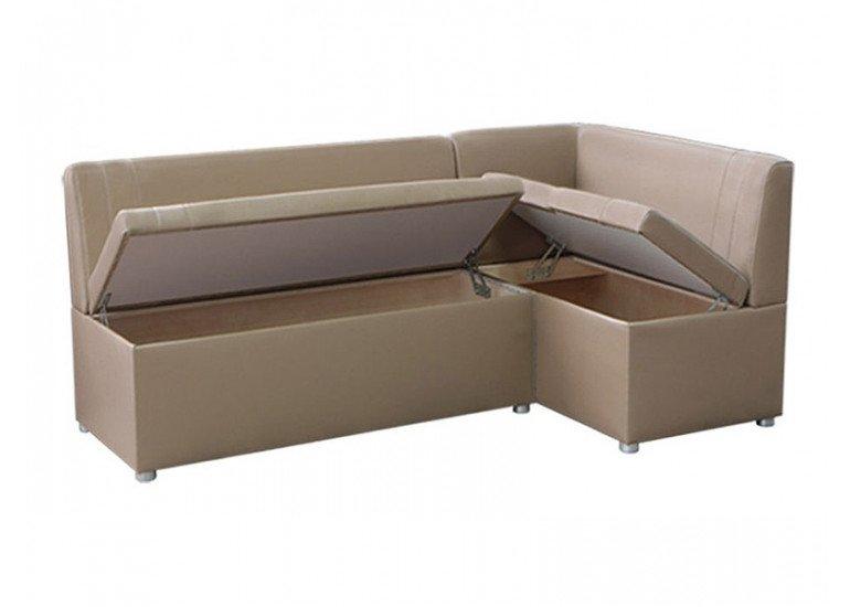 Кухонный угловой диван Уют с ящиками