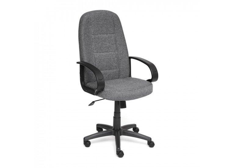 Кресло офисное TetChair CH 747 (Серая ткань)