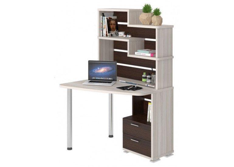 Стол компьютерный Карамель СК-24 К-ПРАВ