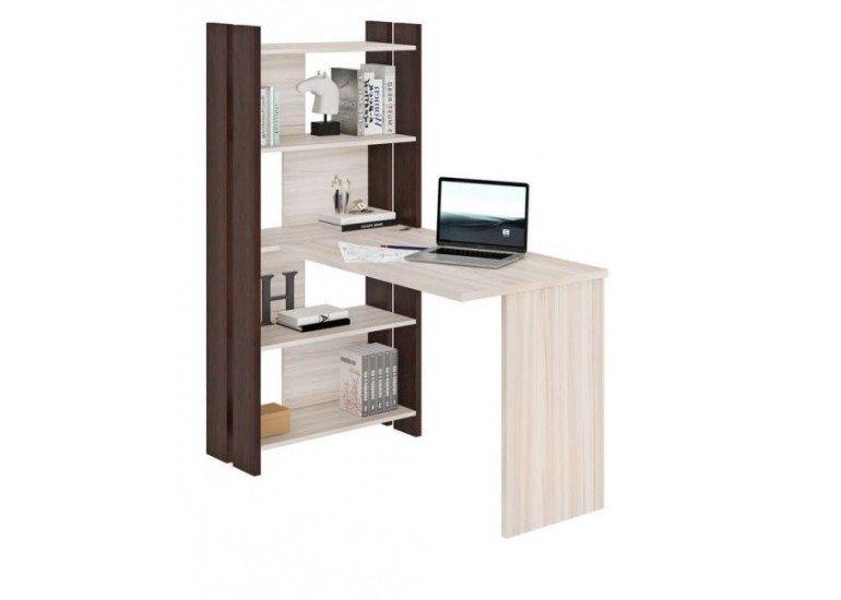 Стол компьютерный Карамель СТЛ-ОВ+С100Прям без тумбы К