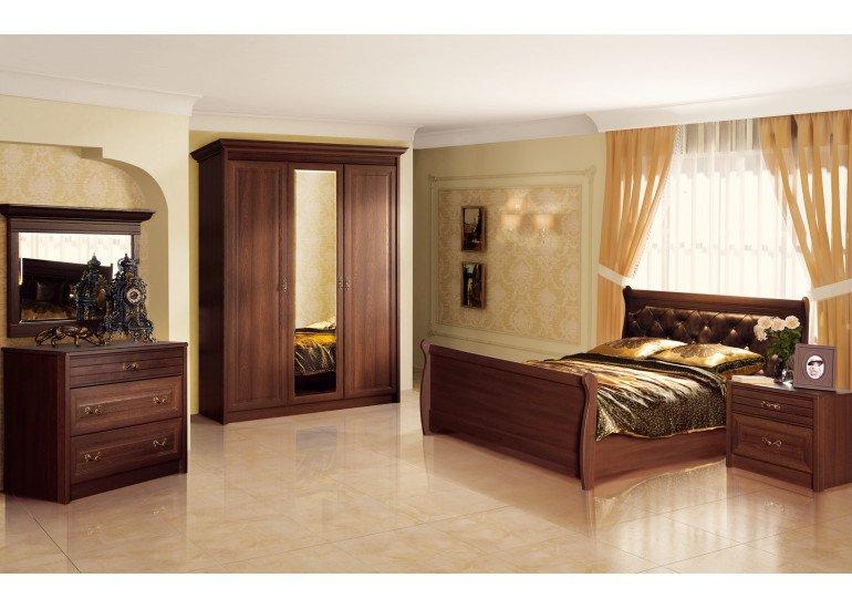 Спальня «Флоренция» (дуб оксфорд) 3