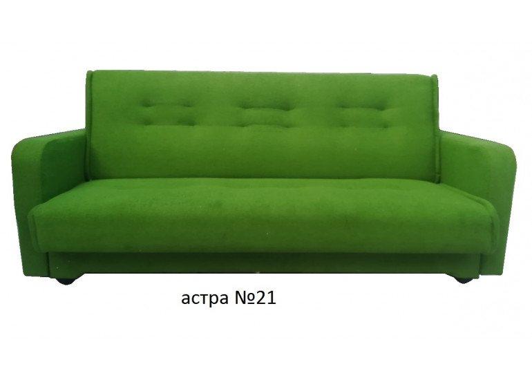 Диван Эстет астра зеленый